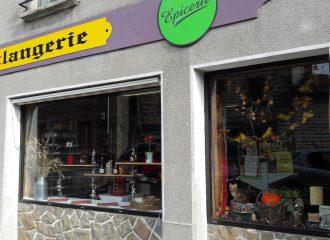 boulangerie epicerie de Sauvain